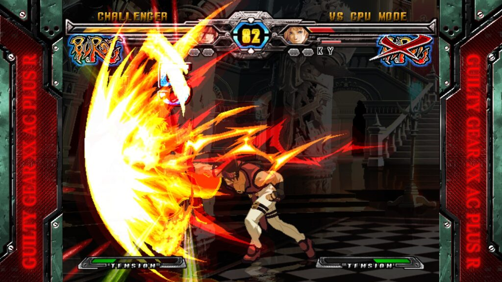 Guilty Gear XX Accent Core Plus R Free Download By Worldofpcgames.com
