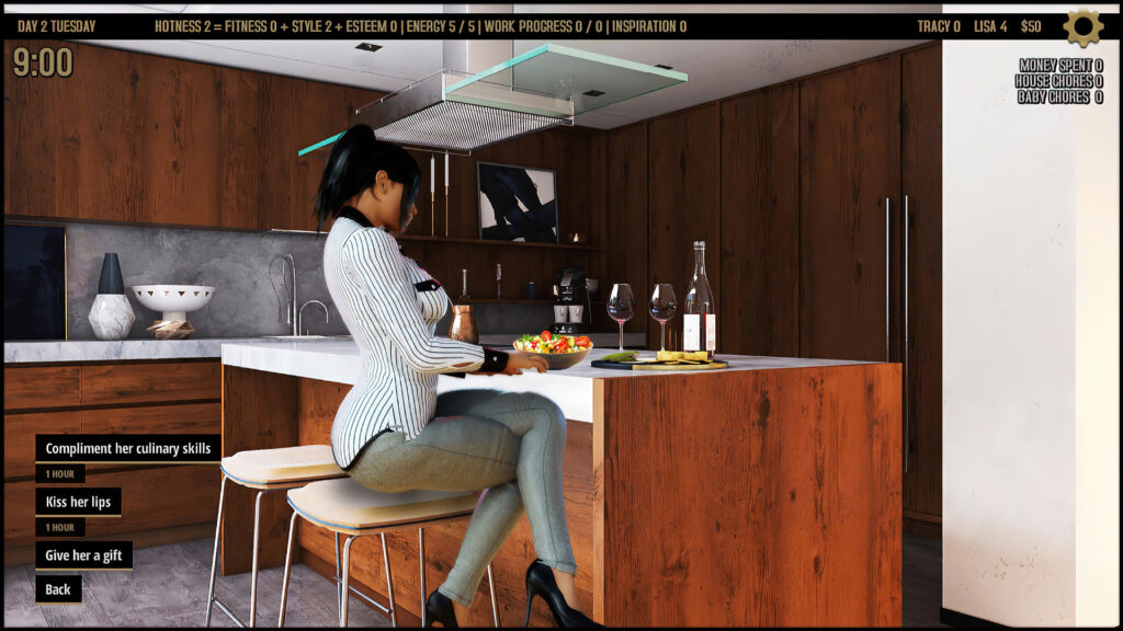 Living with Temptation 1 REDUX Free Download By Worldofpcgames.com