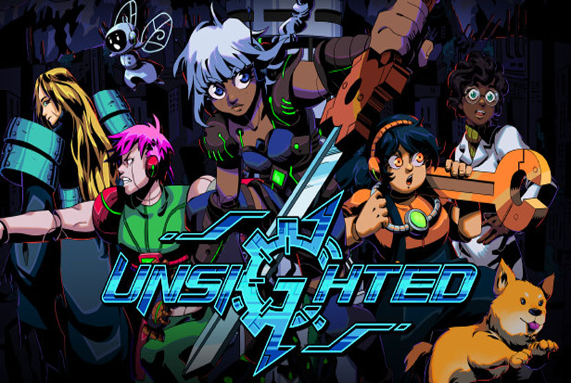 UNSIGHTED Free Download By Worldofpcgames